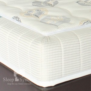 KiDz Safety Latex Mattress: Queen