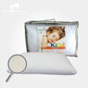 KiDz Junior Safety Latex Pillow